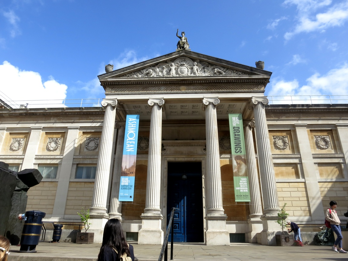 Музей Эшмола (Ashmolean Museum), Оксфорд