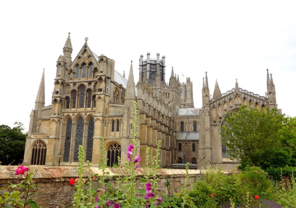 Илийский собор в Англии