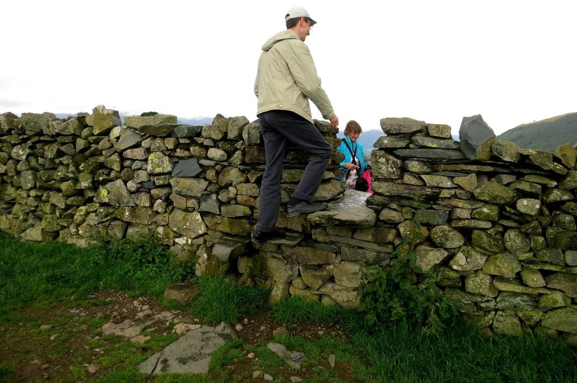 Как пробраться к каменному кругу Castlerigg Stone Circle