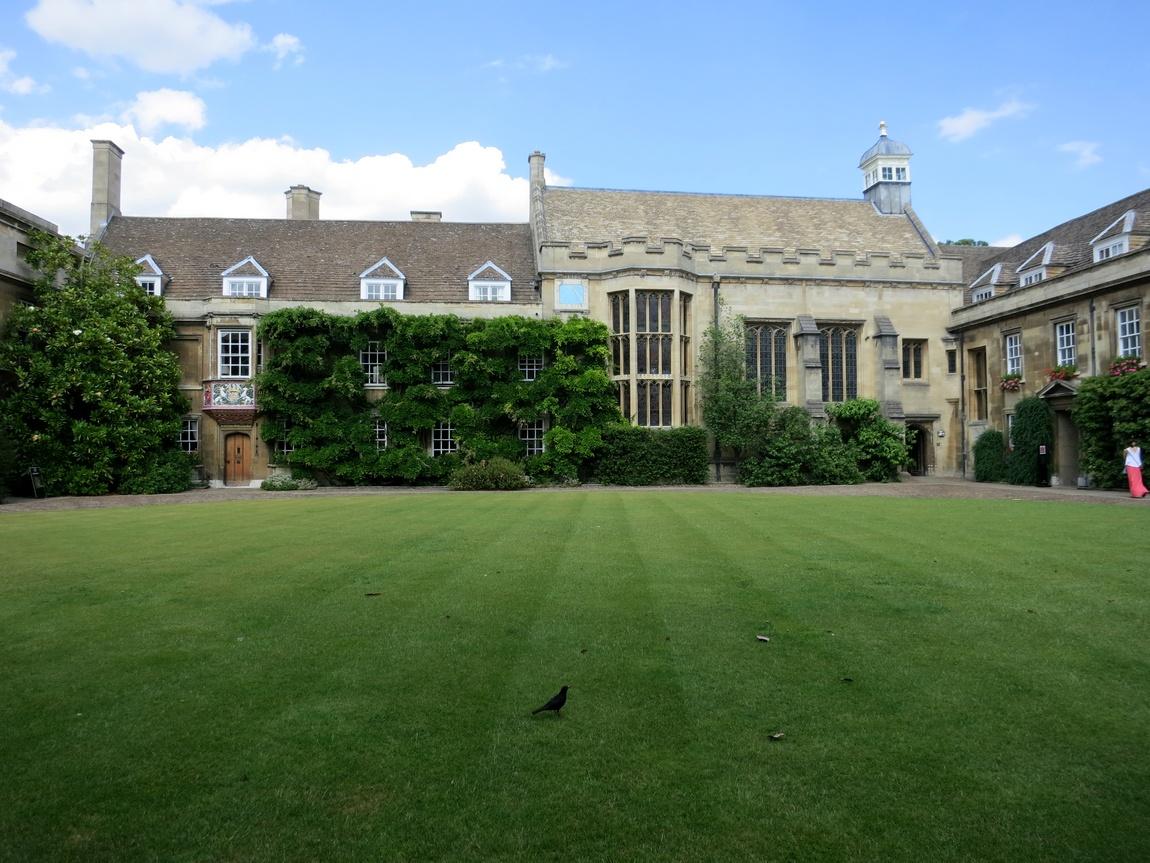 Christ's College, Кембридж
