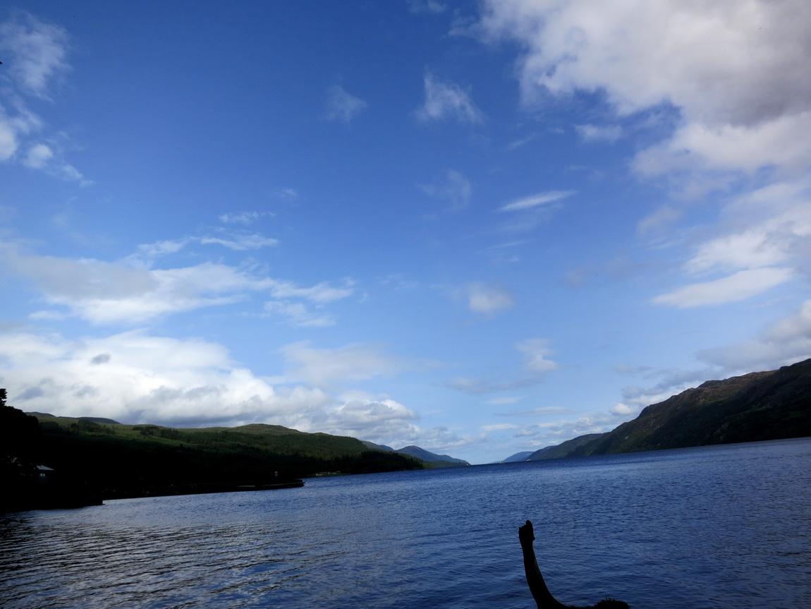 Озеро Лох Несс, Шотландия