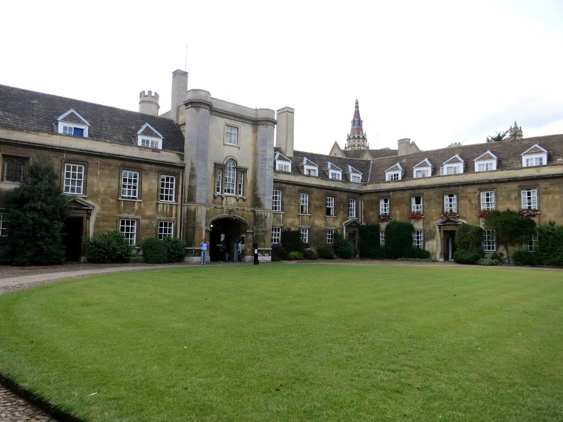 Christ's College (колледж Христа)