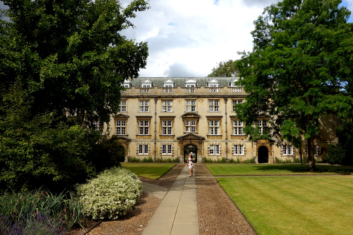 Колледжи Кембриджа