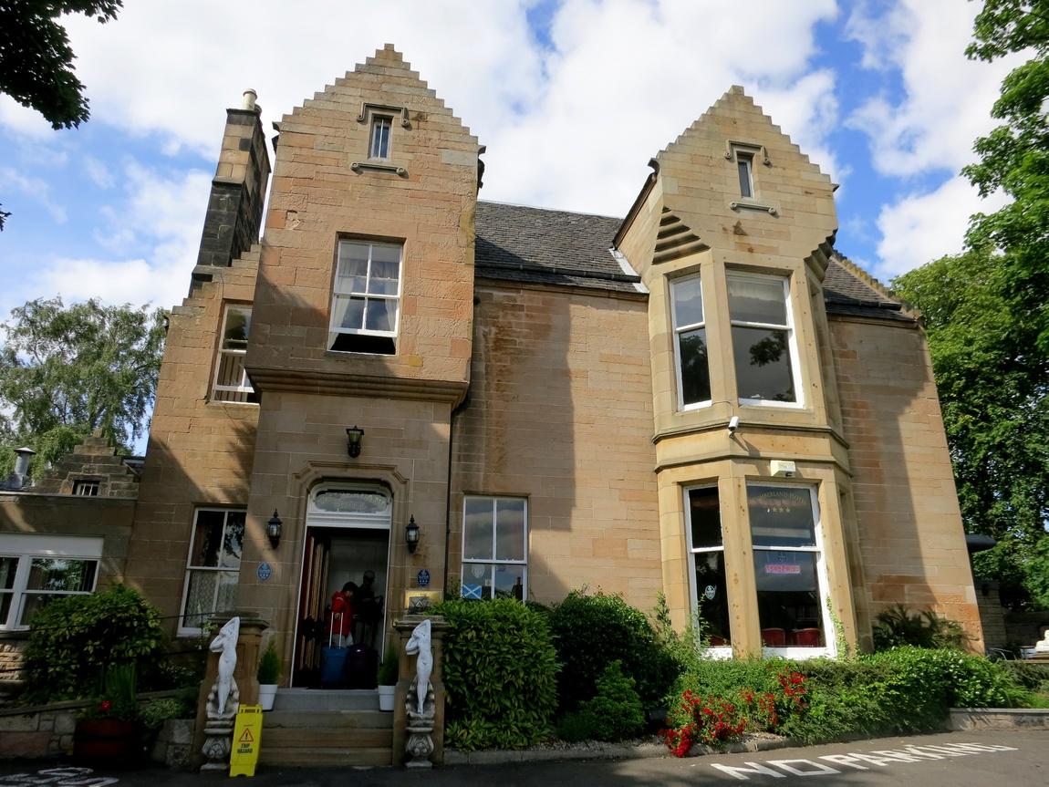 Отель в Эдинбурге