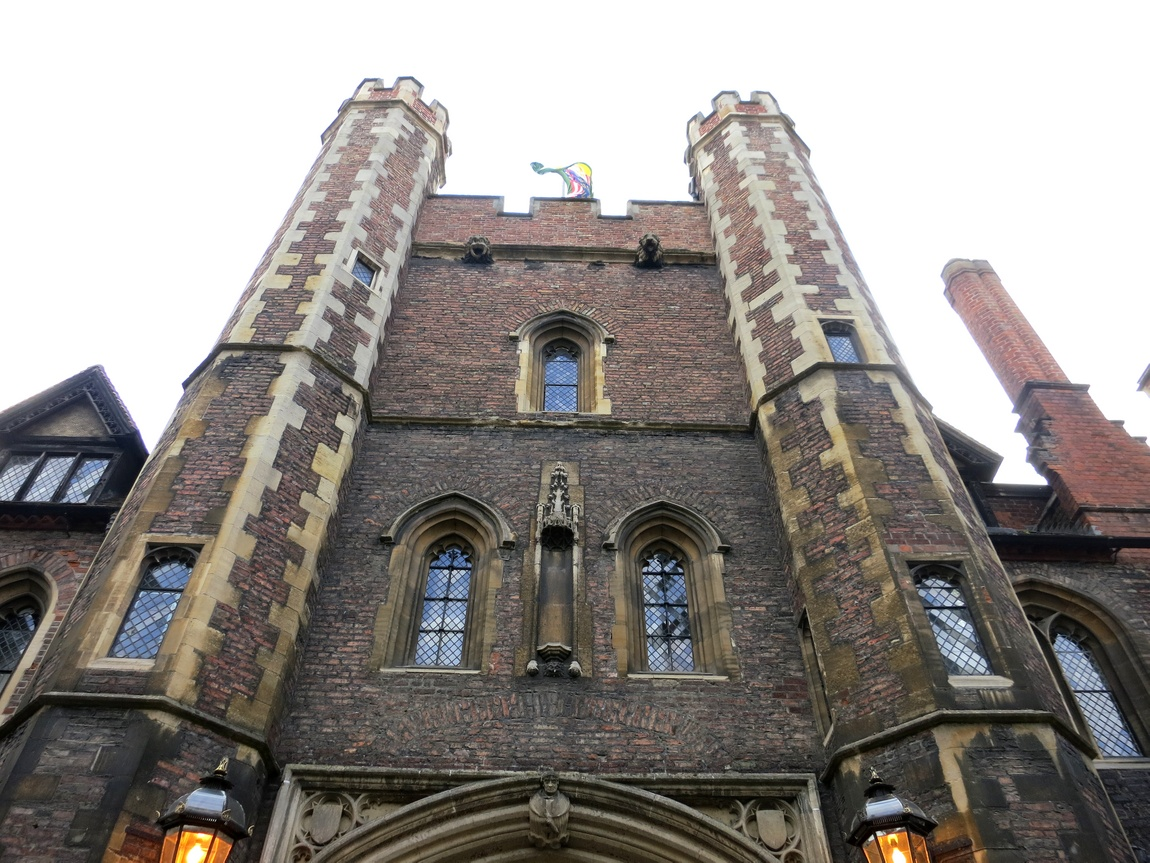 Oueehs college - Квинс колледж, или колледж Королевы