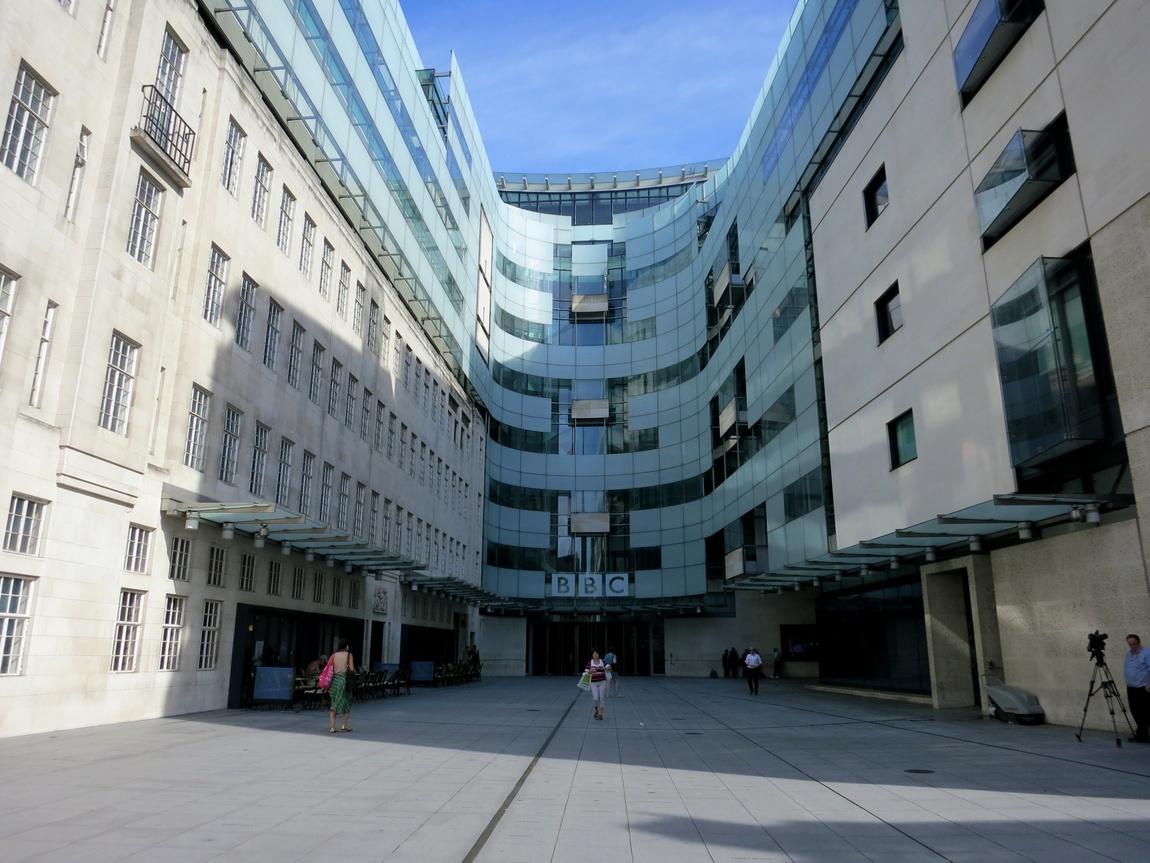 Всемирная служба Би-би-си в Лондоне