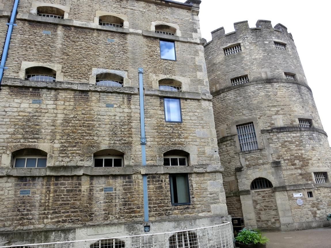 Оксфордский замок (Англия)