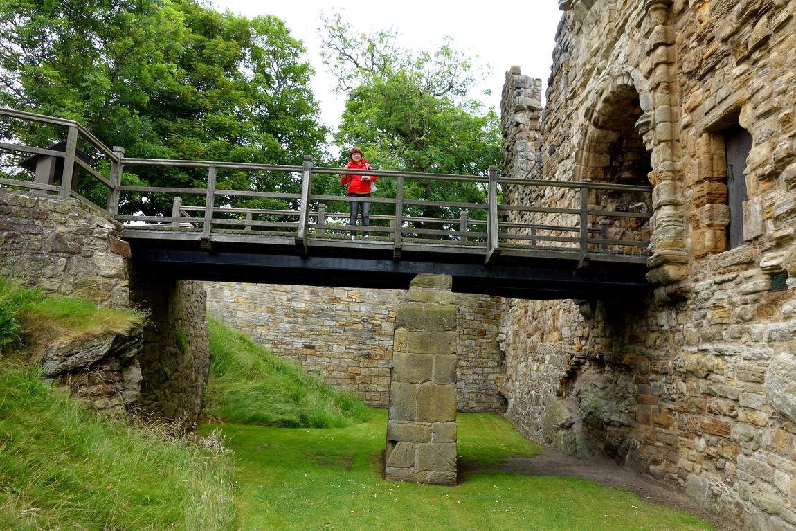 Замок Святого Андрея - Шотландия