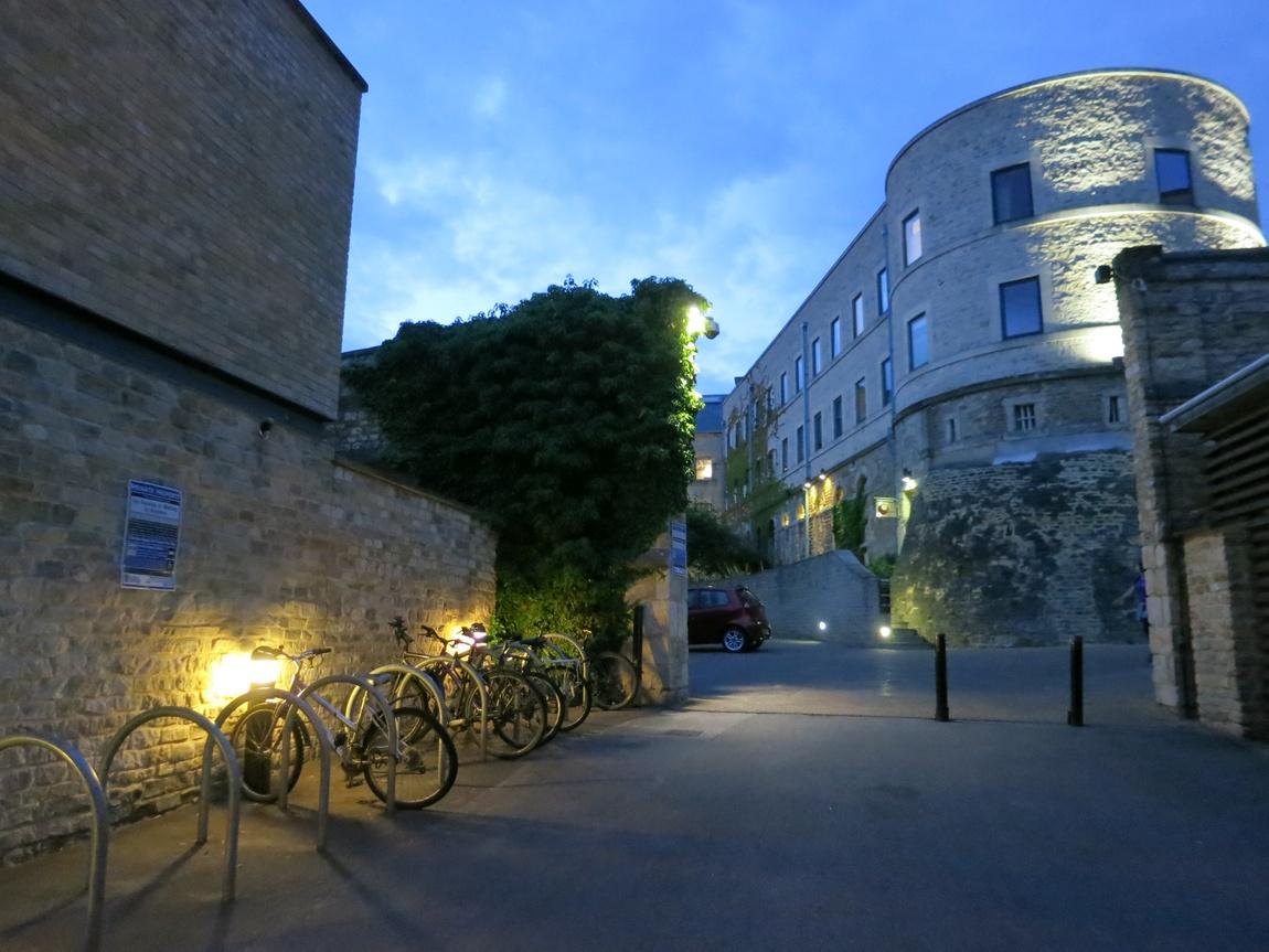 Вечерний Оксфорд
