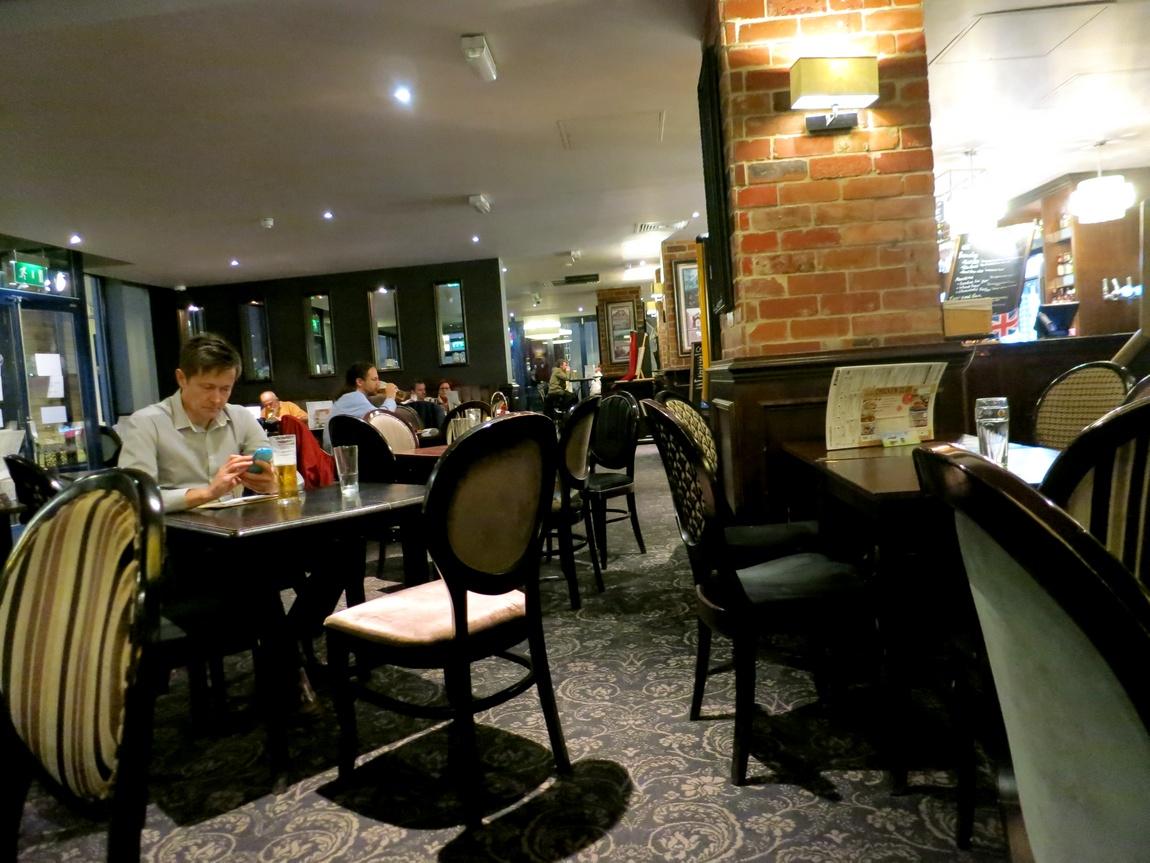 Кафе в Оксфорде