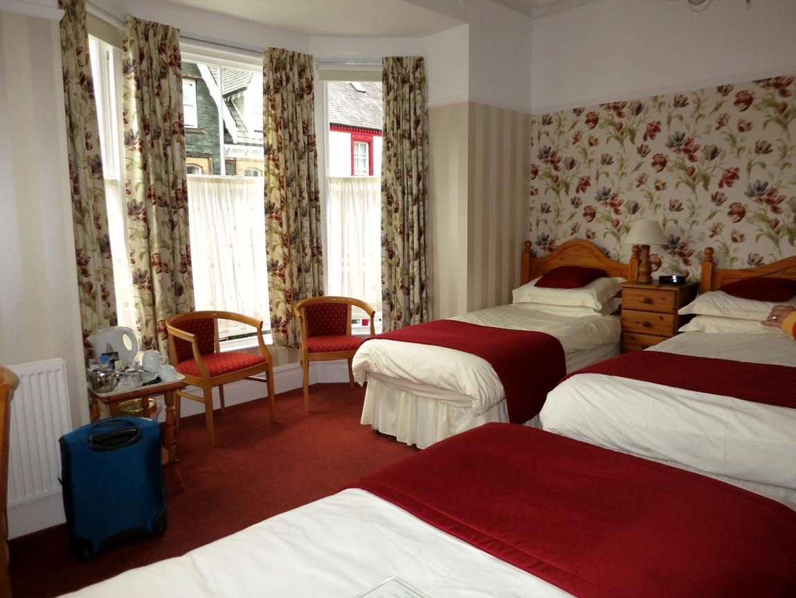 Уютный отель в Кесвике