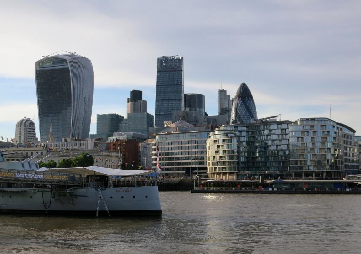 Сити центр Лондон