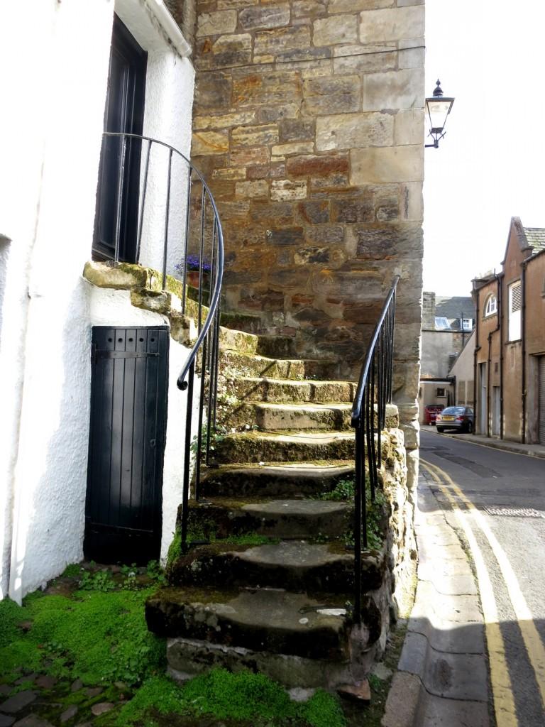 Старая лестница (Великобритания)
