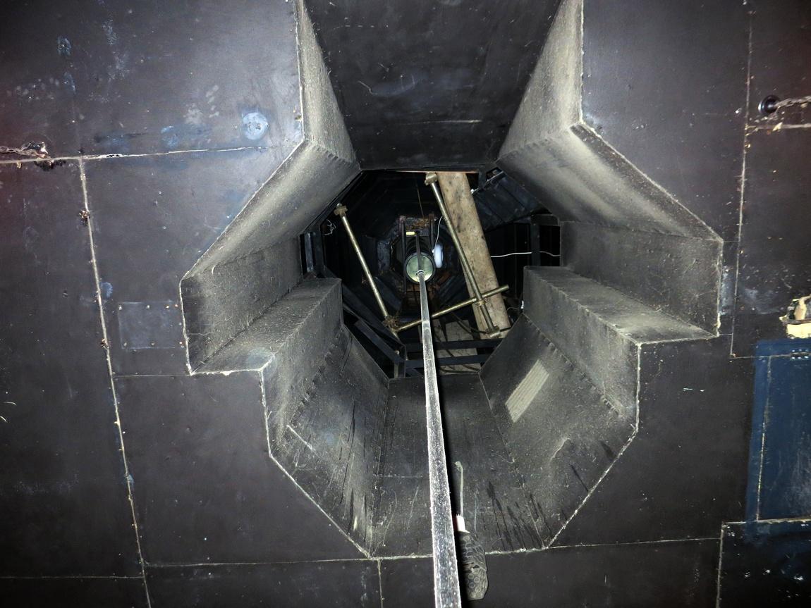 Музей оптических иллюзий - перископ