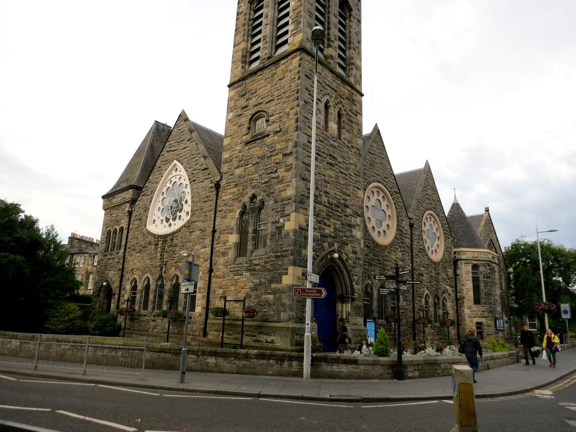 Сент-Эндрюс в Шотландии