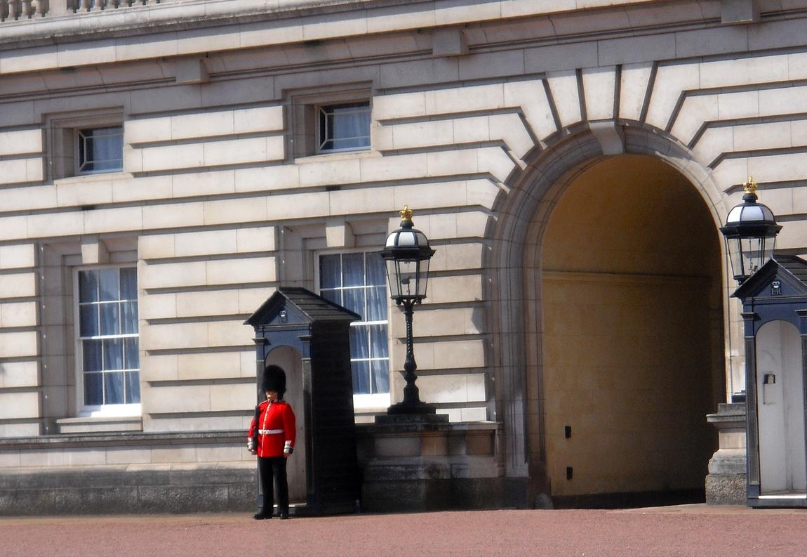 Дворец королевы Англии