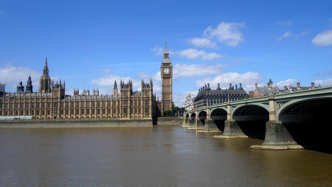 Парламент и Биг-Бен, Лондон