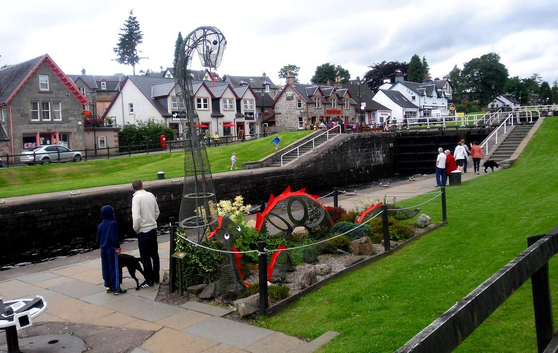 Форт Августус, Шотландия