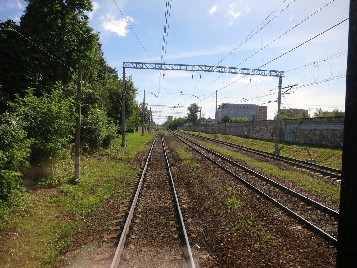 Железная дорога России