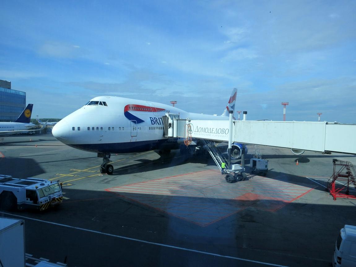 Двухпалубный трансконтинентальный лайнер. Самолет Боинг 747