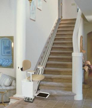 подъёмник по лестнице