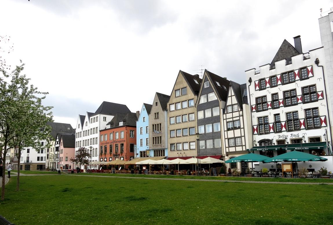 Город Кёльн (Германия).