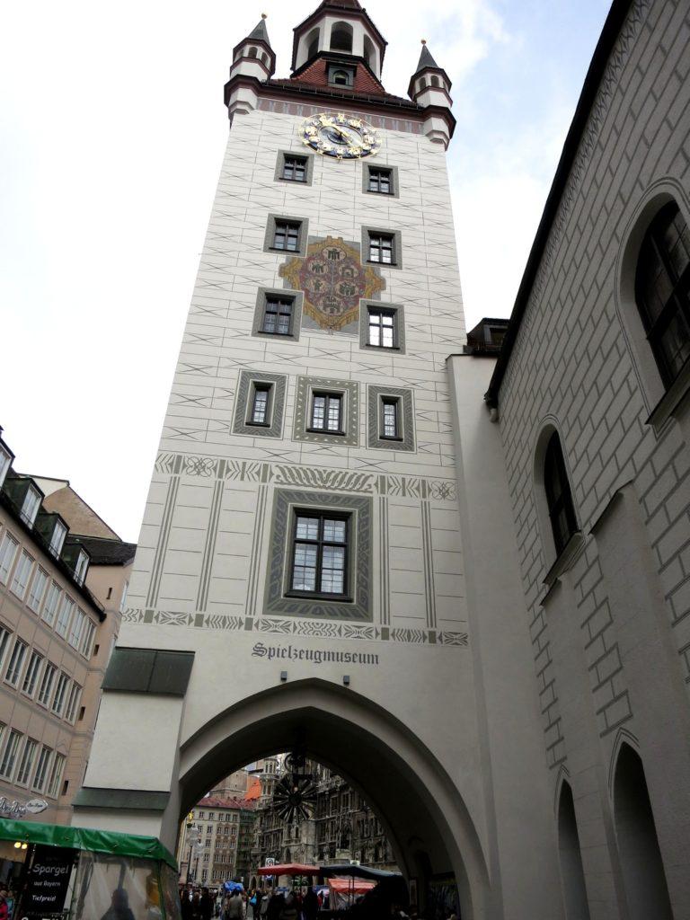 Старая Ратуша - Мюнхен