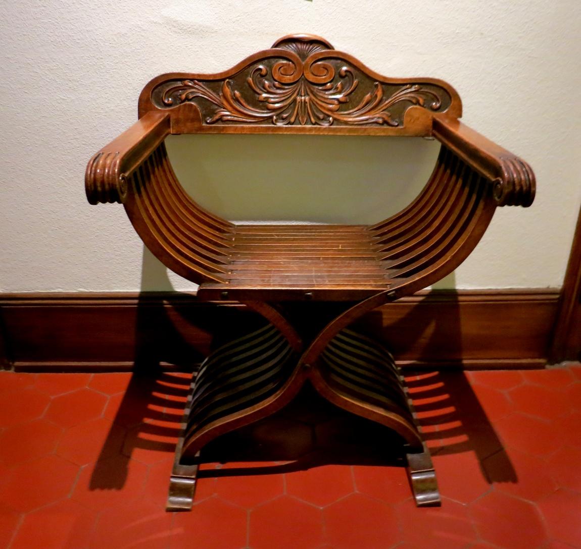Кресло в Люцерне (Швейцария)