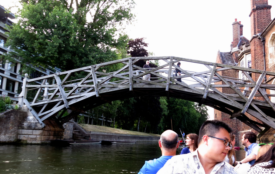 Математический мост (англ. The Mathematical Bridge)