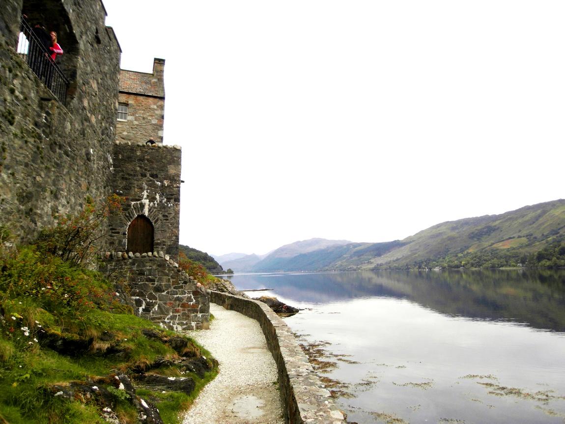 Замок Эйлен-Донан (Eilean Donan) (Шотландия)