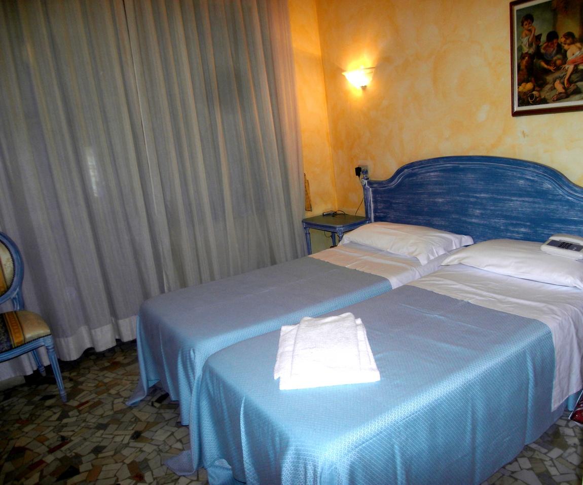 Гостиница в городе Турин (Италия).