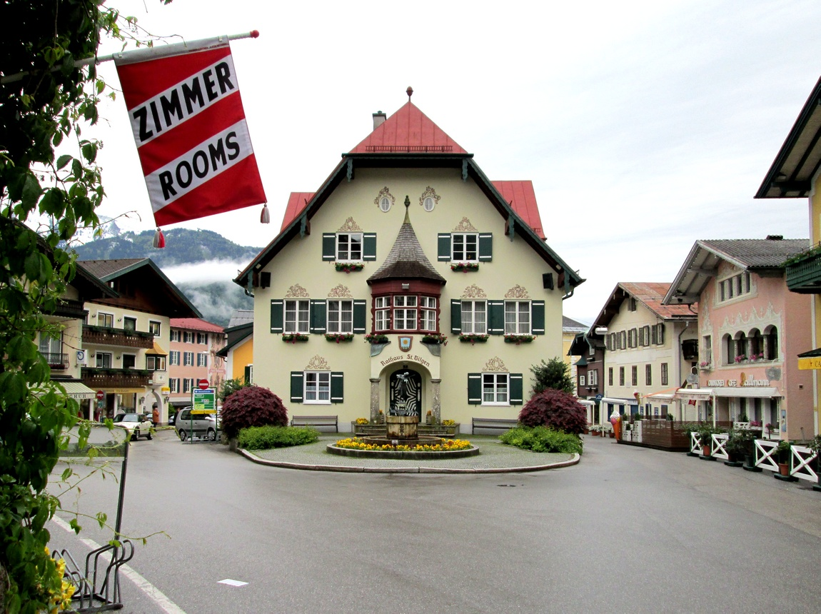 Санкт-Гильген (Австрия).