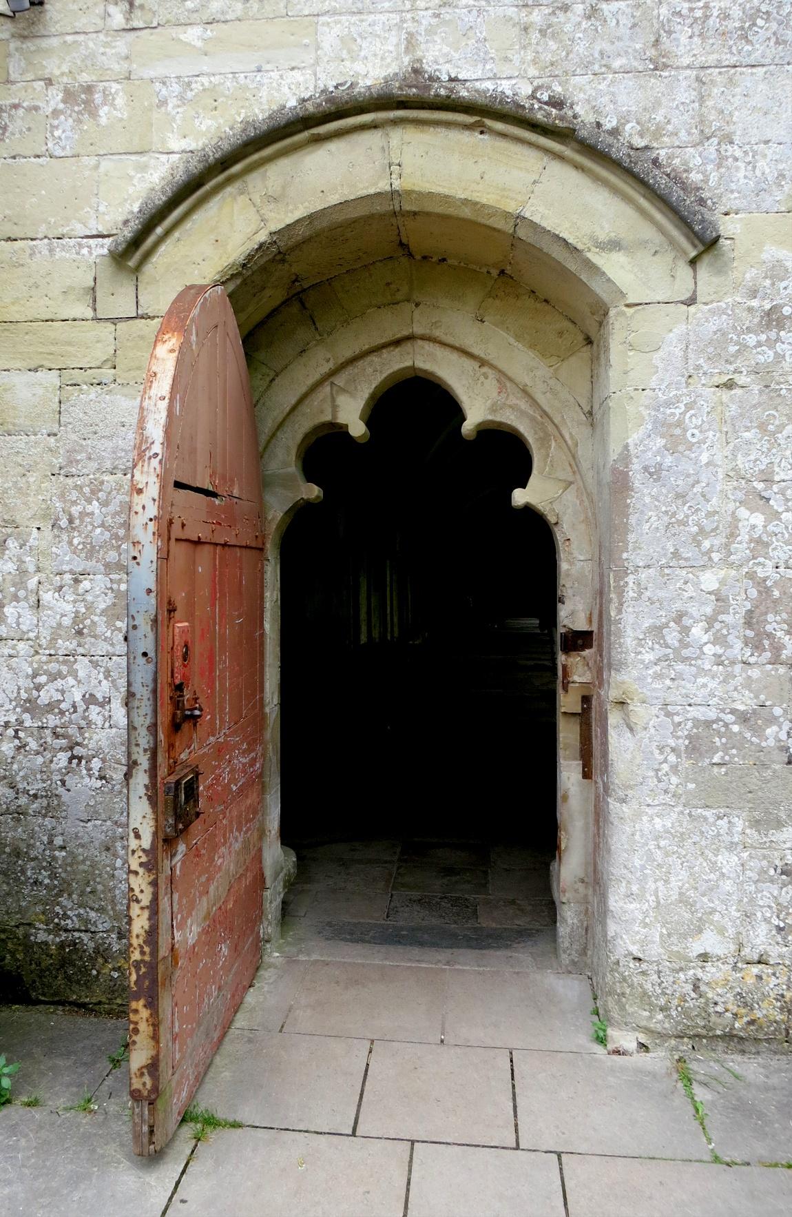 Дверь - Солсберийский Собор