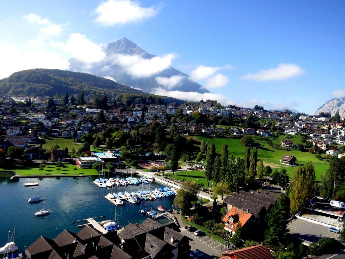 Шпиц город (Швейцария)