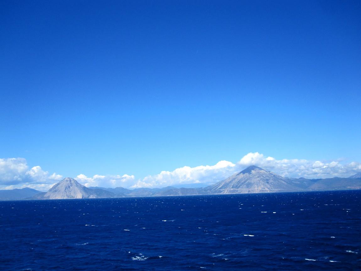 Море (Итали-Греция)