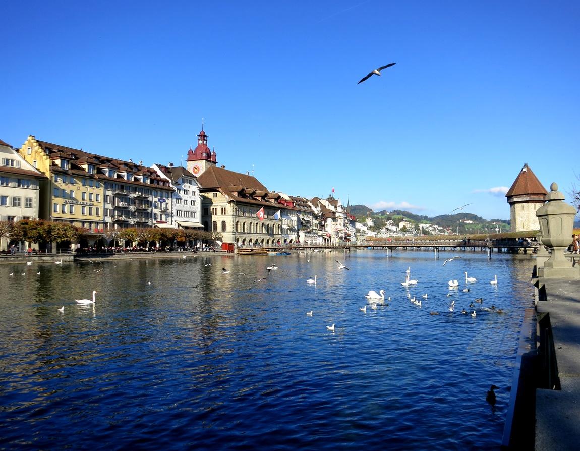 город Люцерн (Швейцария)