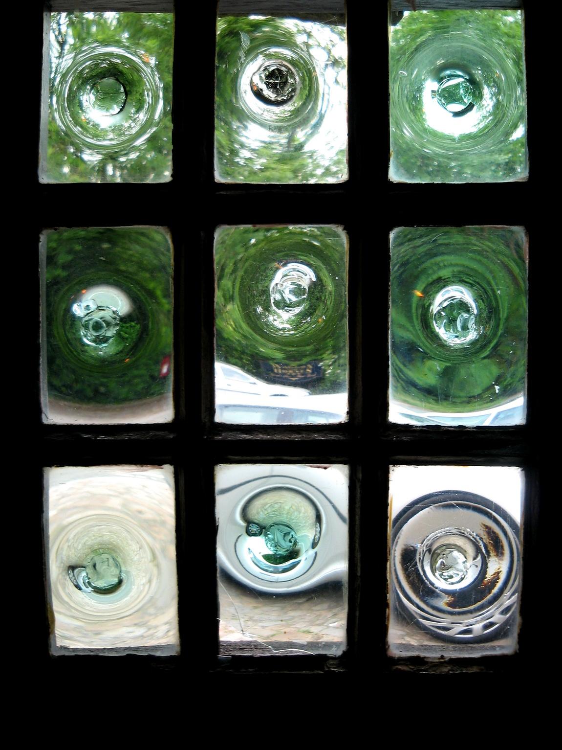 Старинные стёкла в пабах. (Англия)