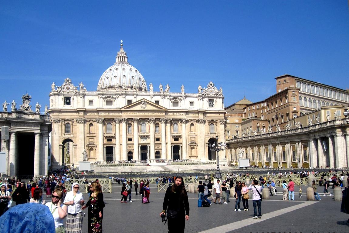 Рим -Ватикан (Италия)