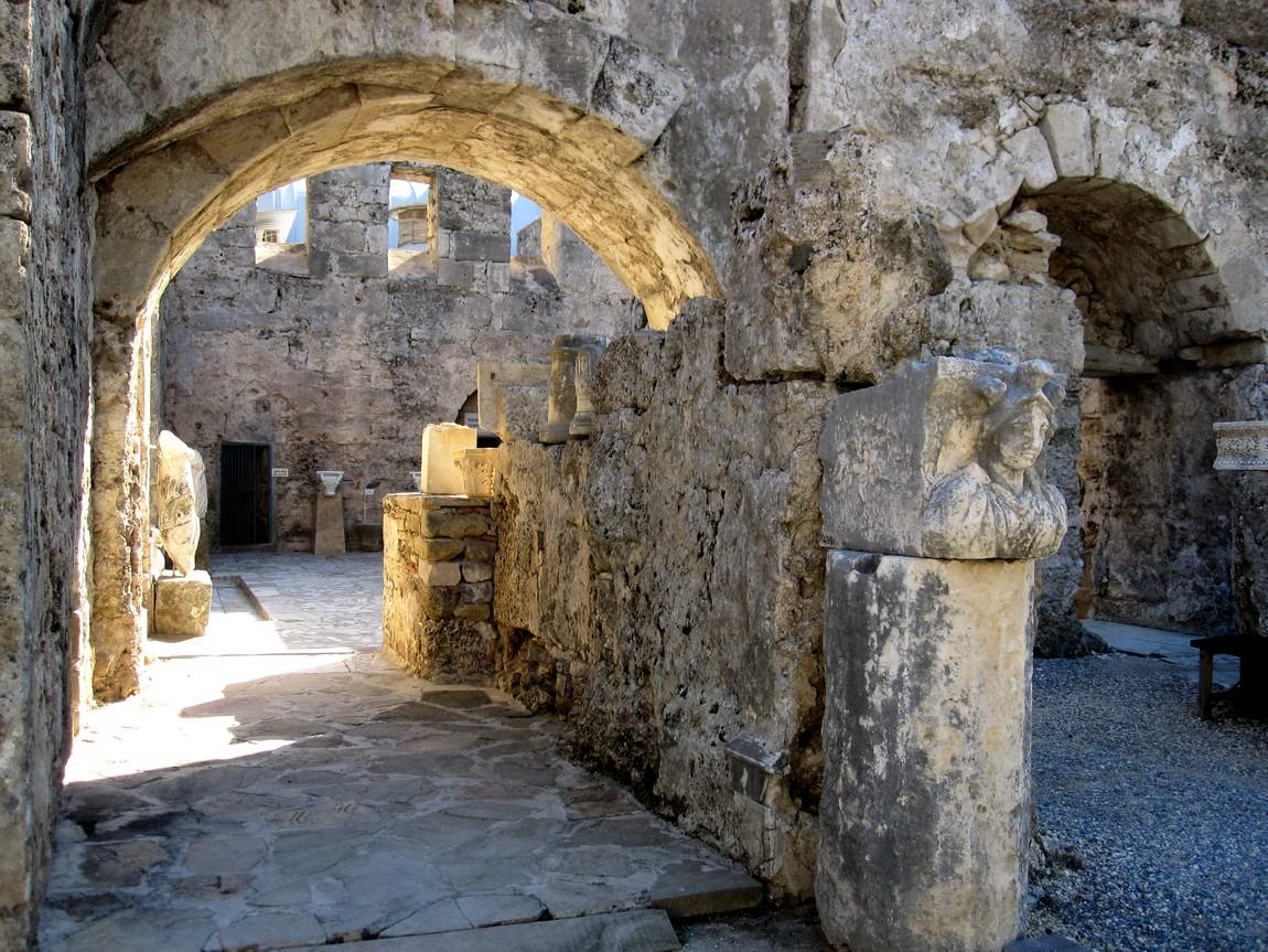 Сиде - древний город