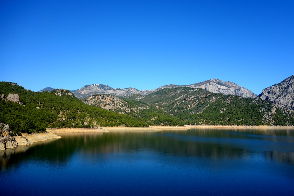 Турция - Манавгадское водохранилище