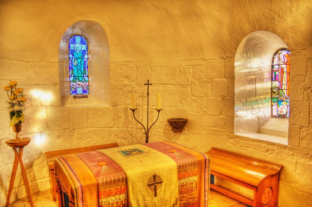 Часовня св. Маргариты -Эдинбургский замок