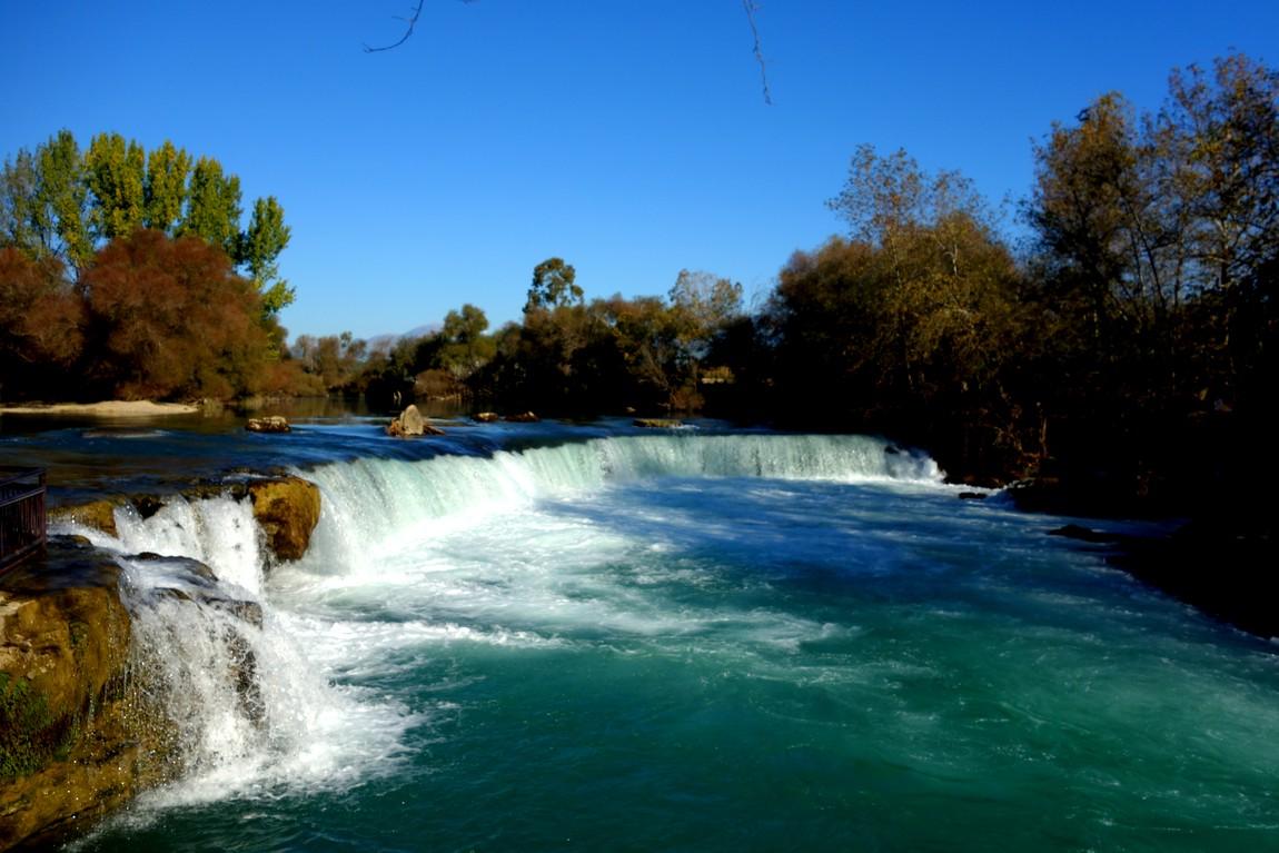 Водопад Манавгат Турция