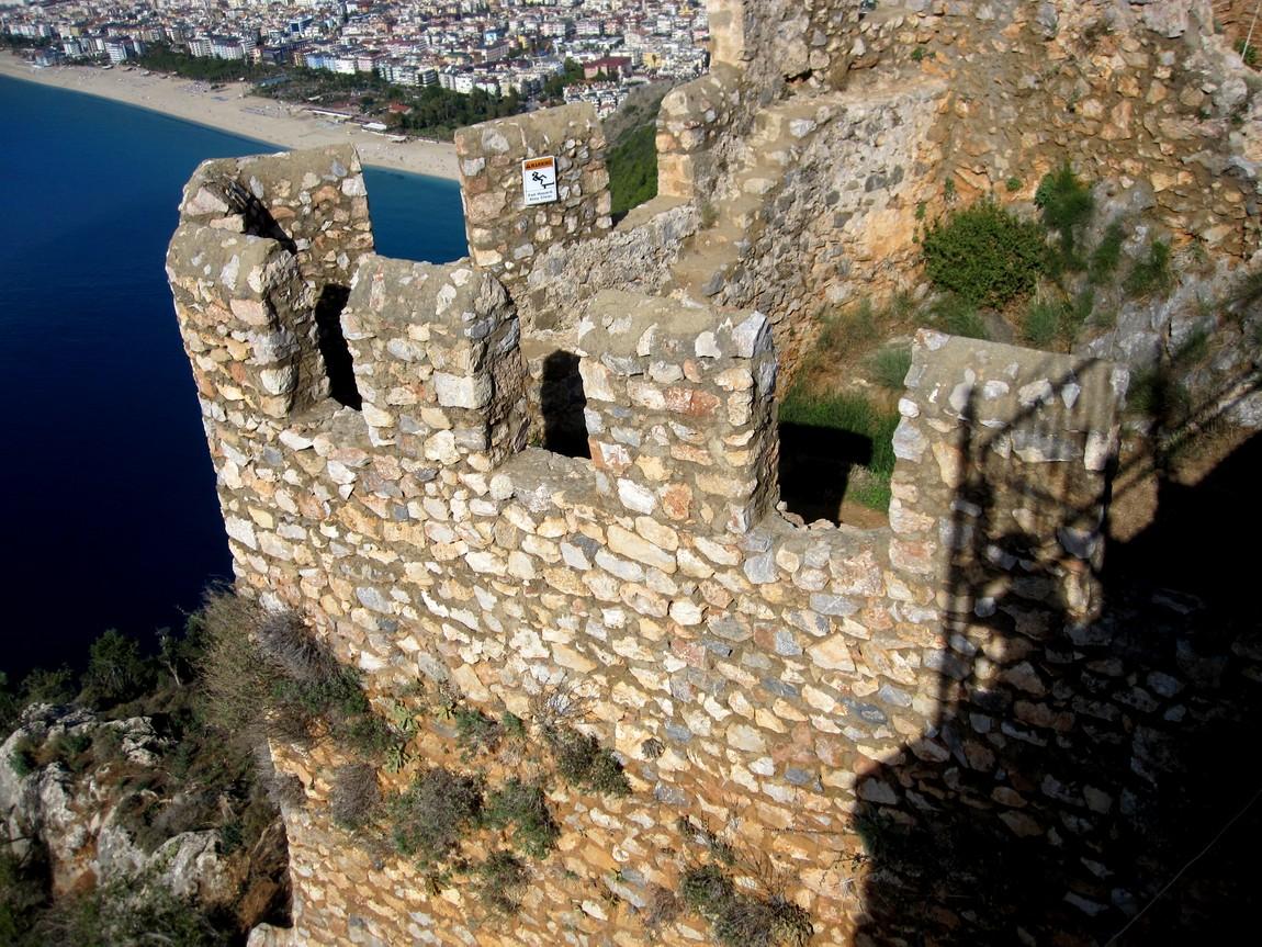 Крепость а Аланьи