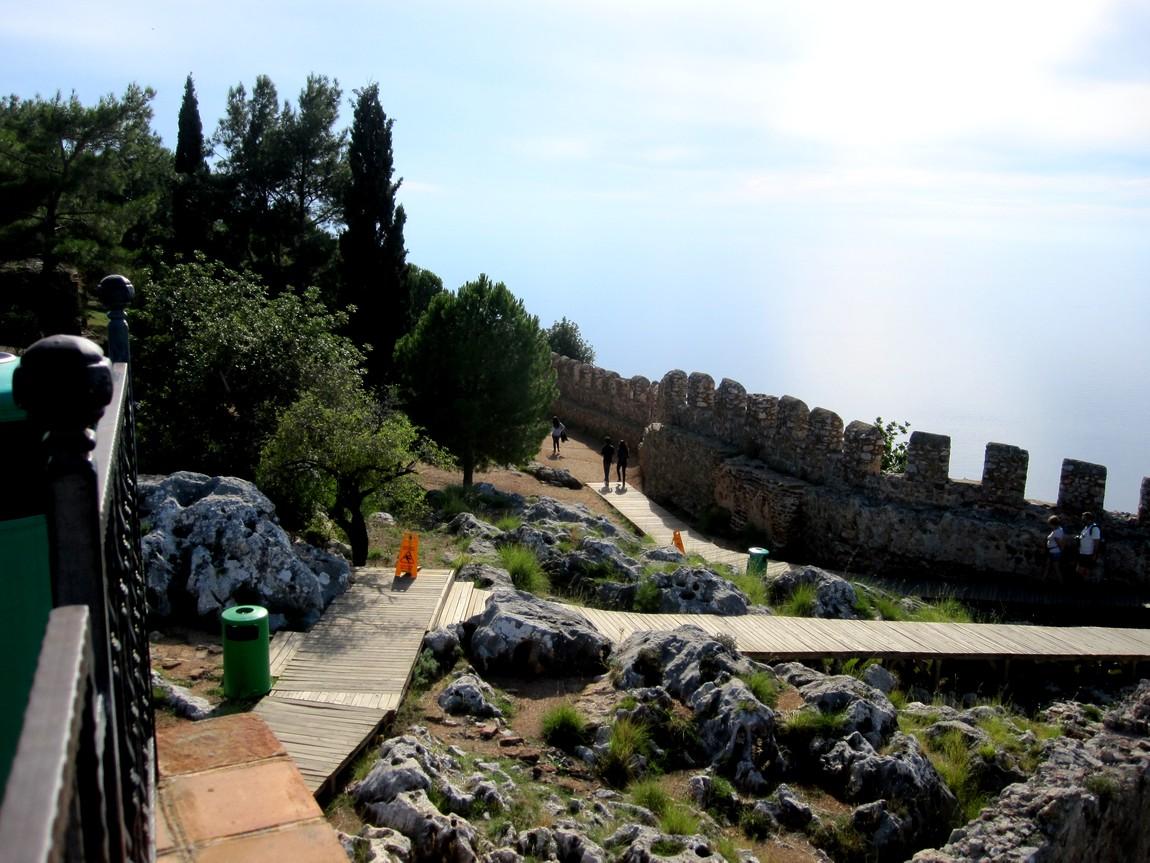 Сельджукская крепость (Турция)