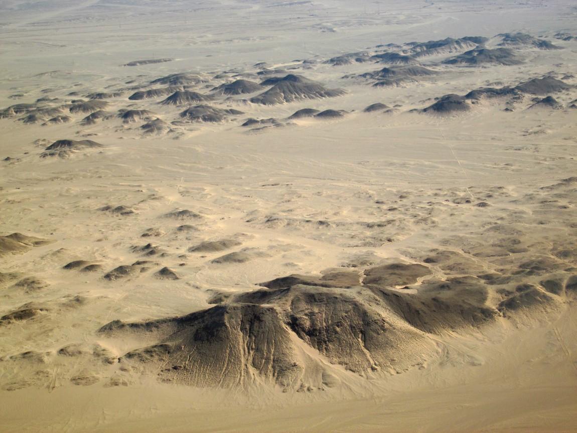 Пустини Египта