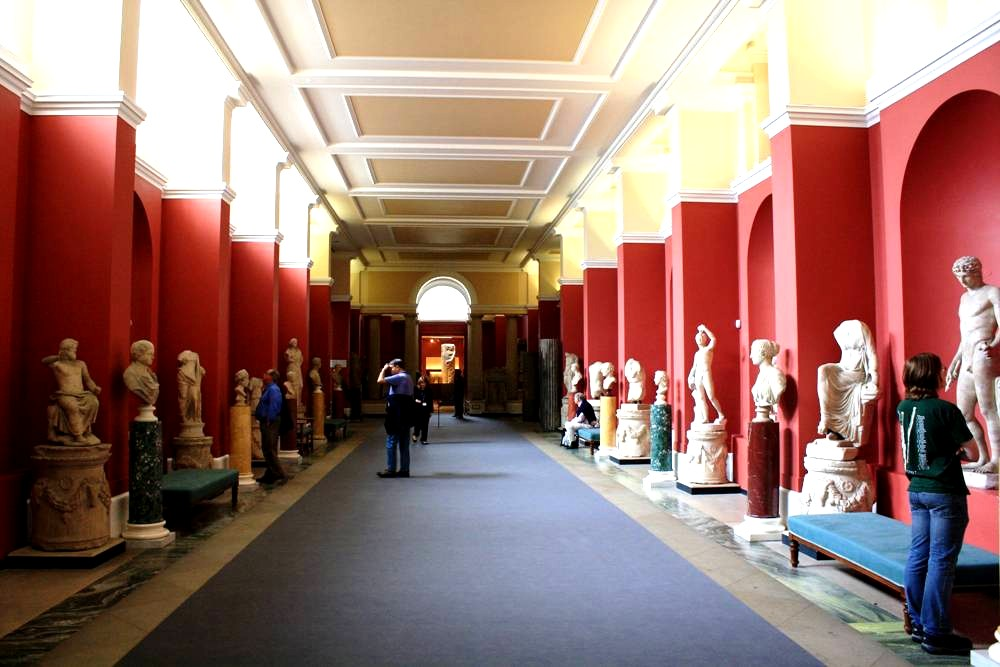 Музей Эшмола в Оксфорде