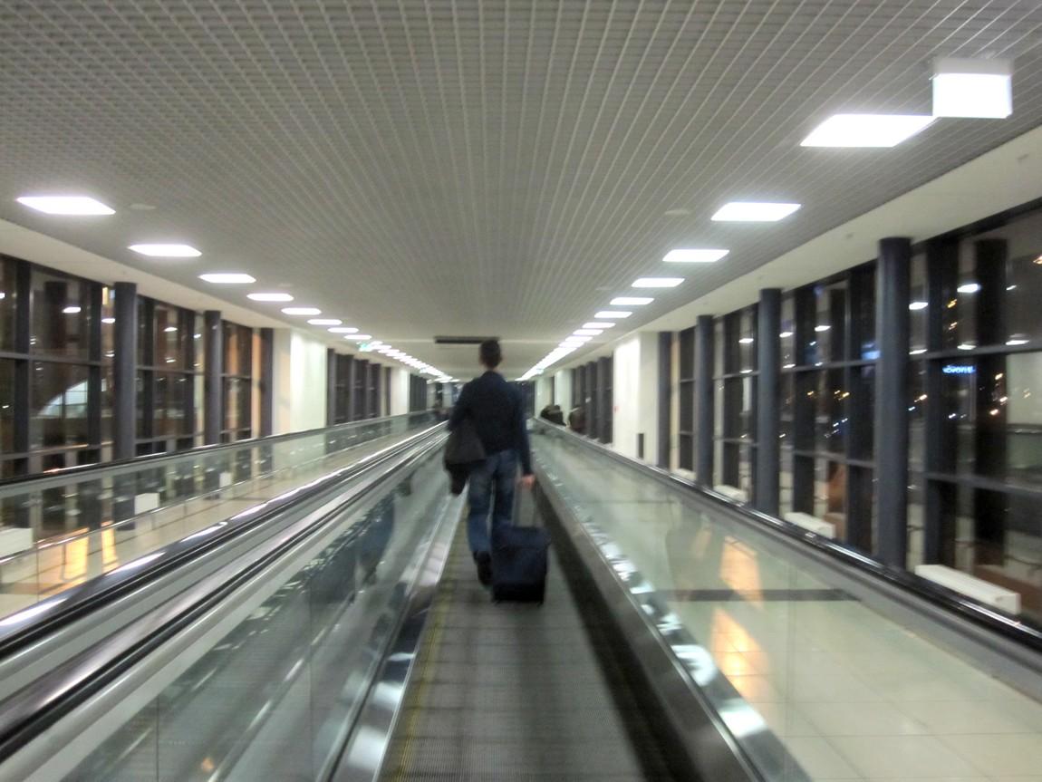 Аэропорт в Шереметьево