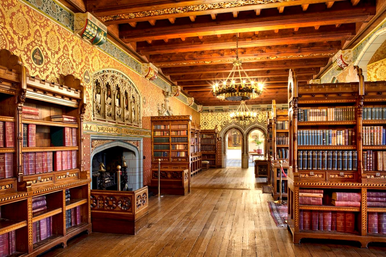 Библиотека замка Кардифф