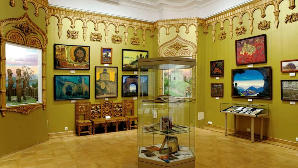 Музей Рериха - Русский зал