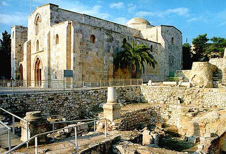 Церковь Св. Анны -Вифезда (Израиль)